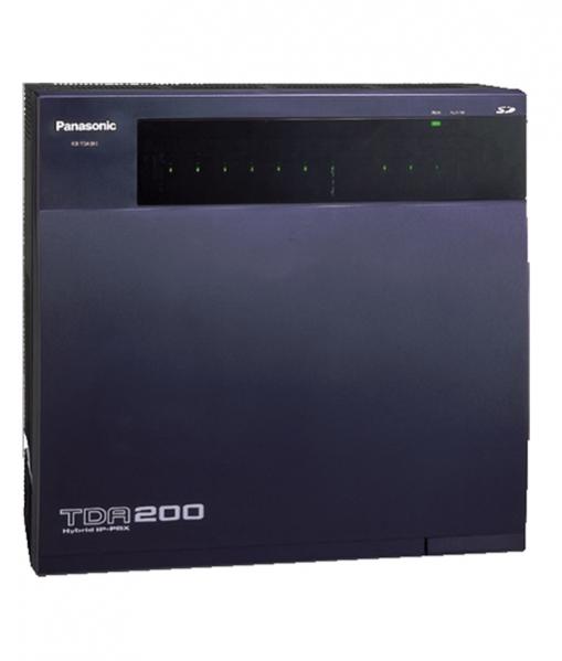 Central Panasonic-KX-TDA200