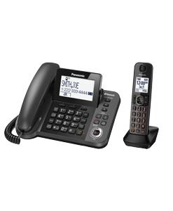 Teléfono Inalámbrico Panasonic KX-TGF380