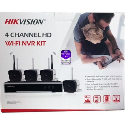 NK42W0-1T Kit de Seguridad Wi Fi